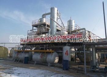 日產70-100噸提煉設備